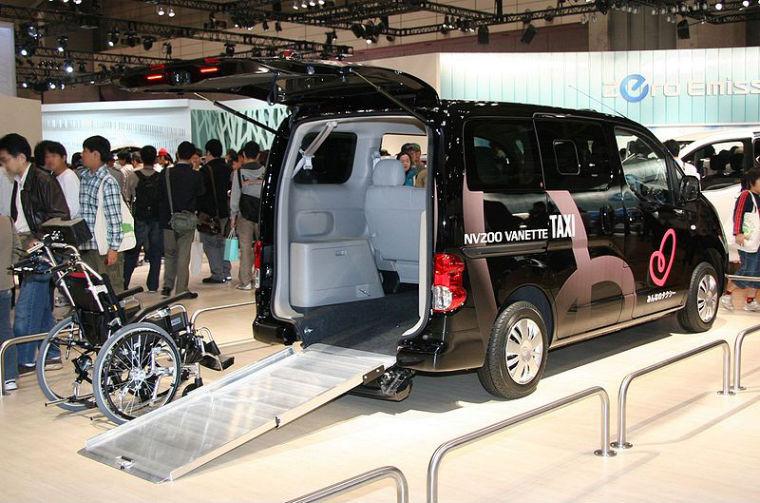 NISSAN_NV200 commercial vans