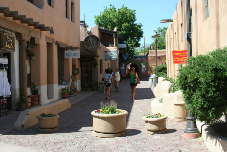 Taos, New Mexico, Great Small Towns