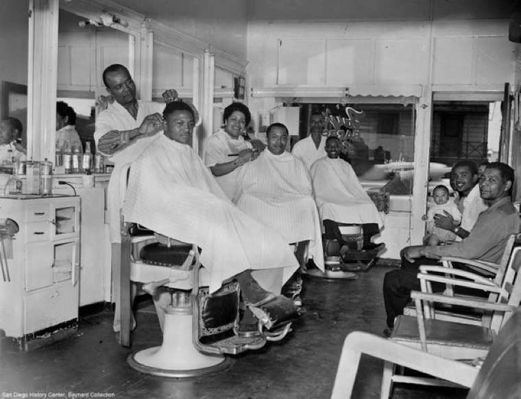 The Early Role Of The Black Owned Barbershop In African
